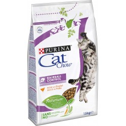 CAT CHOW 1.5kg Hairbal