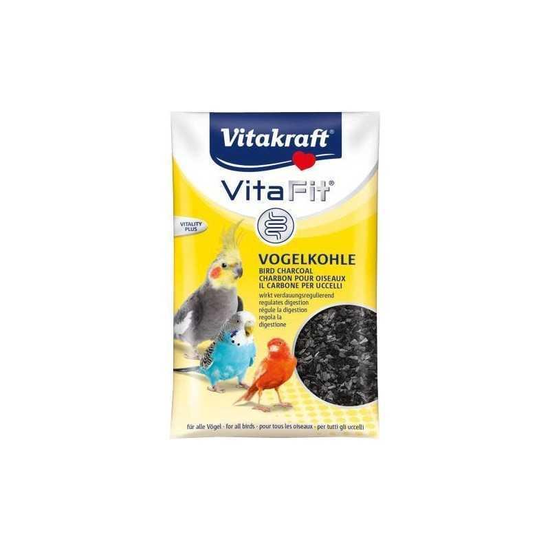 VITAKRAFT VOGEL-KOHLE 10g černé uhlí