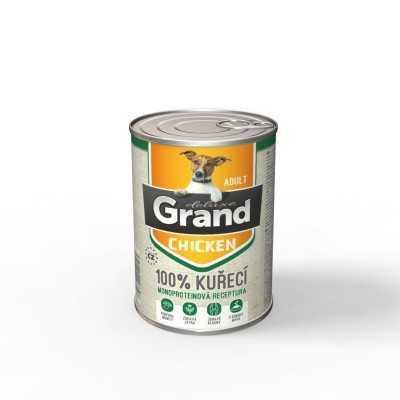 GRAND DELUXE Kuřecí Adult 400g